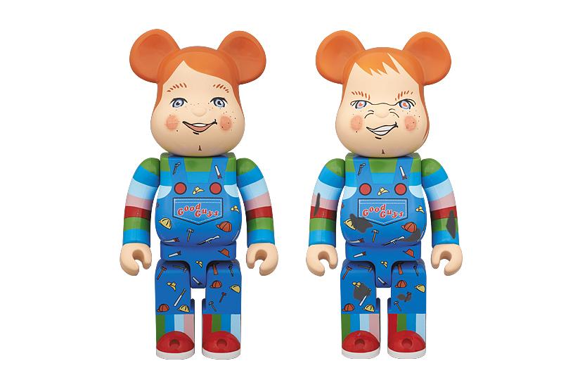Image of Medicom Toy Good Guy/Chucky 400% Bearbricks