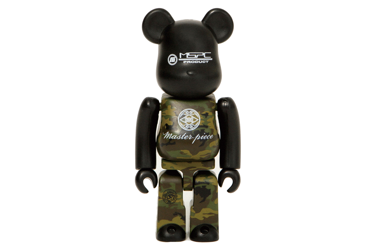 Image of Medicom Toy x master-piece Collection