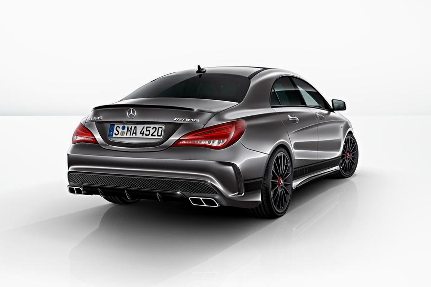 Image of Mercedes-Benz Releases CLA 45 AMG Edition 1