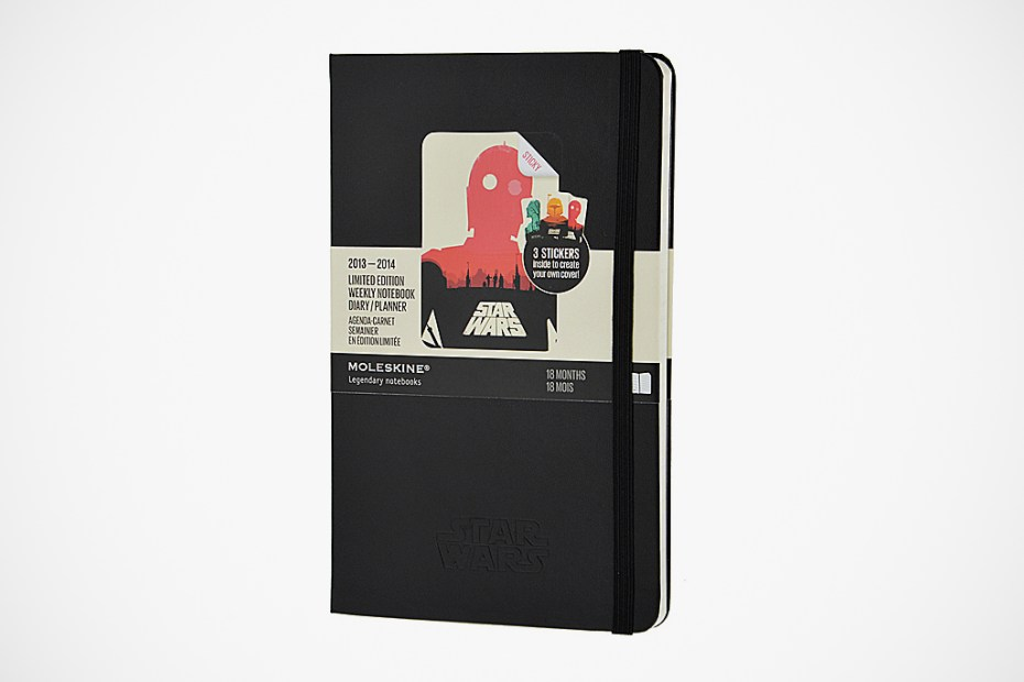 Image of Moleskine Star Wars Limited Edition Planner