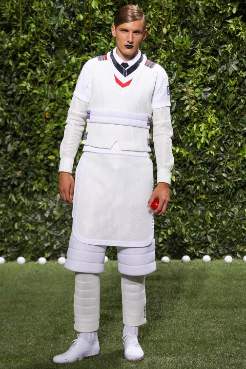 Image of Moncler Gamme Bleu 2014 Spring/Summer Collection