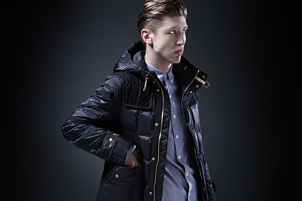 Image of Moncler Gamme Bleu 2013 Fall/Winter Collection