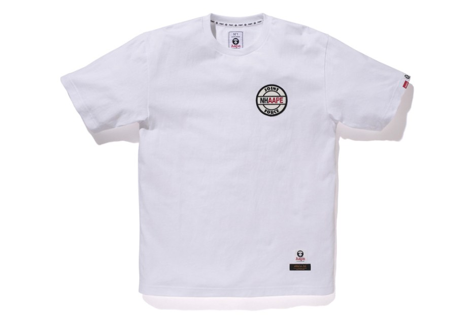 "Image of NEIGHBORHOOD x AAPE by A Bathing Ape 2013 ""NHAAPE"" Capsule Collection"