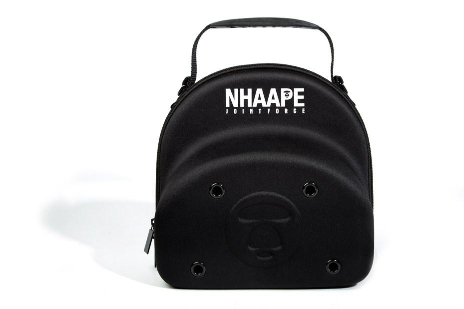 "Image of NEIGHBORHOOD x AAPE by A Bathing Ape x New Era 2013 ""NHAAPE"" Limited Boxset"