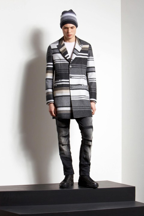 Image of Neil Barrett 2013 Pre-Fall/Winter Collection