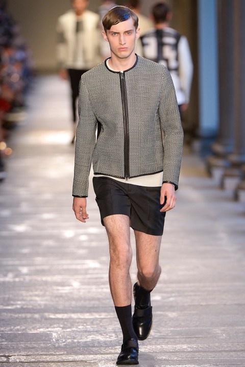 Image of Neil Barrett 2014 Spring/Summer Collection
