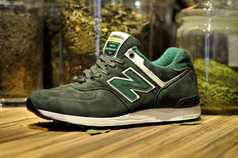 "Image of New Balance 2013 Made in England 576 ""Tea Pack"""