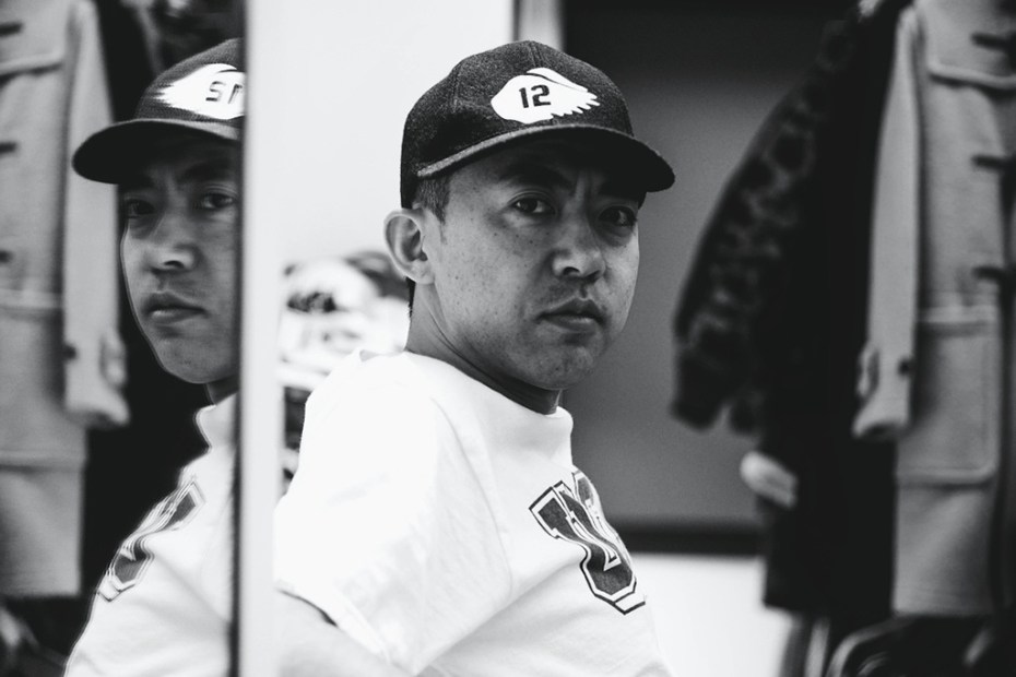 Image of NIGO on A Bathing Ape and What the Future Holds