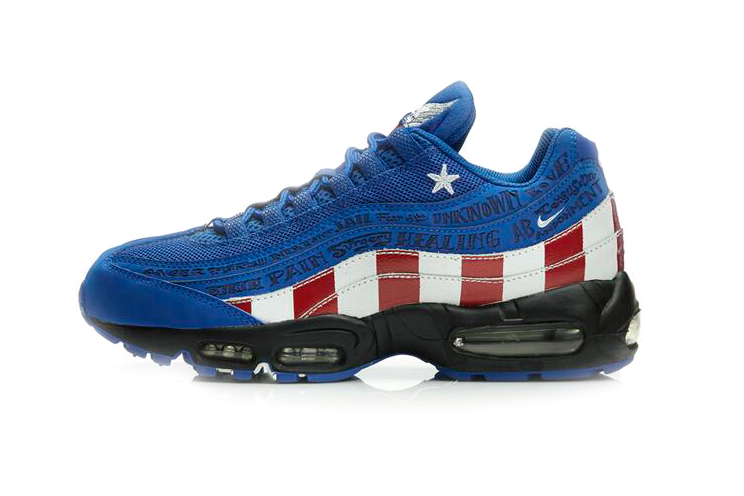 "Image of Nike 2013 Doernbecher Freestyle Air Max 95 ""Mike Armstrong"""