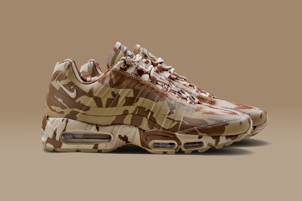 "Image of Nike Air Max 2013 Spring/Summer ""Camo"" Collection"
