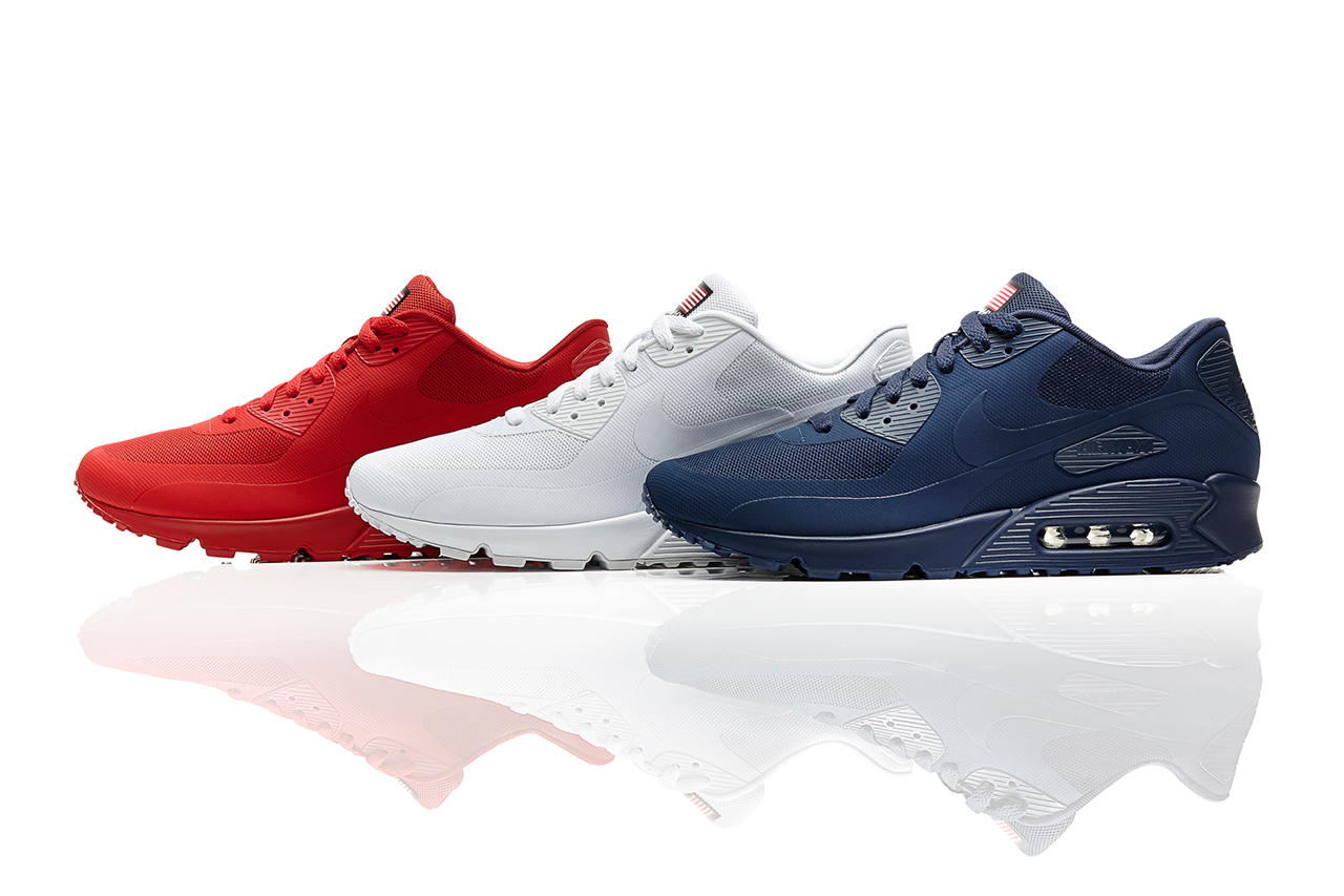 nike air max 90 hyperfuse quotindependence dayquot pack hypebeast