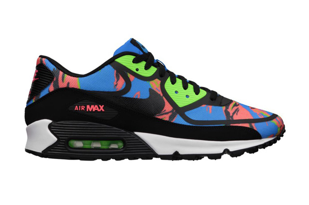Image of Nike Air Max 90 PRM Tape Color Camo