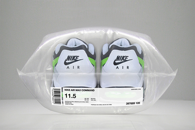 Image of Nike Air Max Packaging by Scholz & Friends