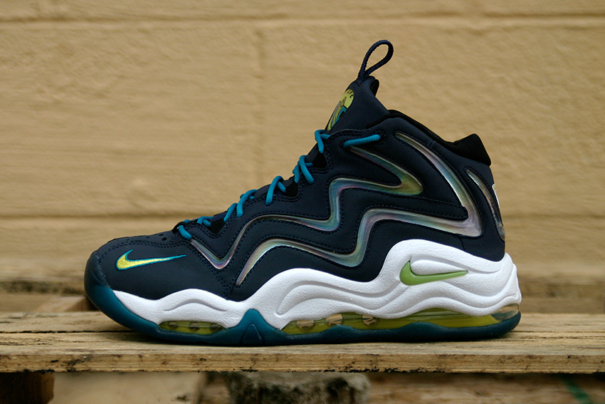 "Image of Nike Air Pippen 1 Retro ""Midnight Navy"""