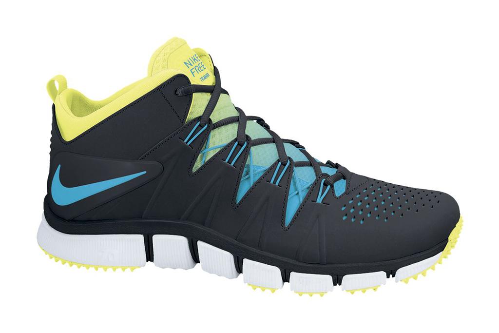 Image of Nike Free Trainer 7.0 NRG Black/Current Blue-Volt