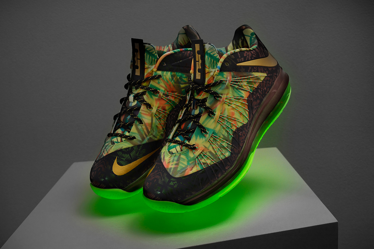 Image of Nike LeBron James Championship Pack