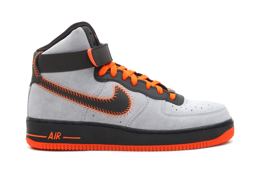 "Image of Nike Air & Lunar Force 1 Hi ""Baltimore"" Pack"