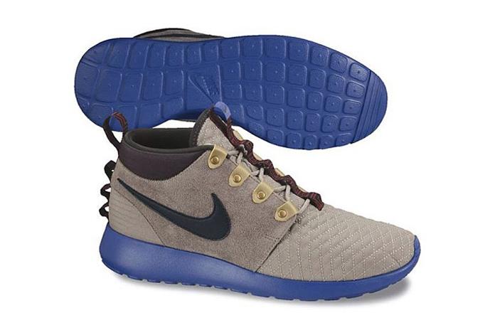 Image of Nike Roshe Run Winter Mid