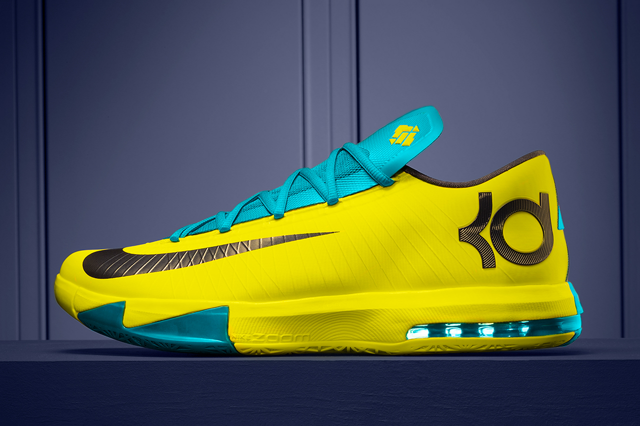 Image of Nike Unveils the KD VI