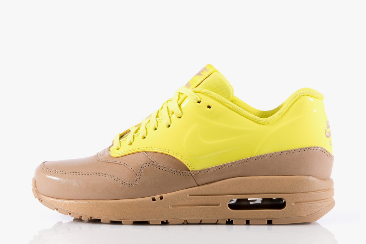 "Image of Nike WMNS Air Max 1 VT ""Vachetta"" Pack"