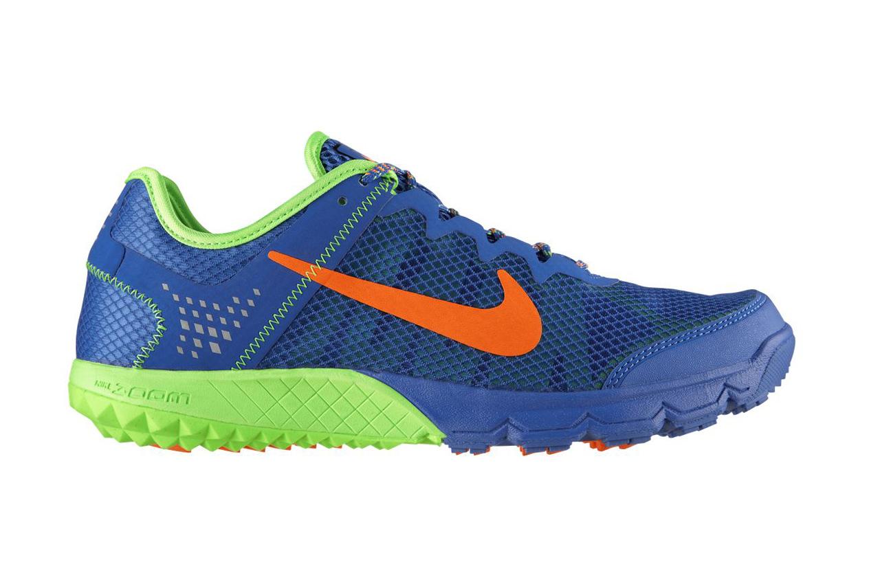 Image of Nike Zoom Terra Wildhorse Prize Blue/Total Orange-Flash Lime