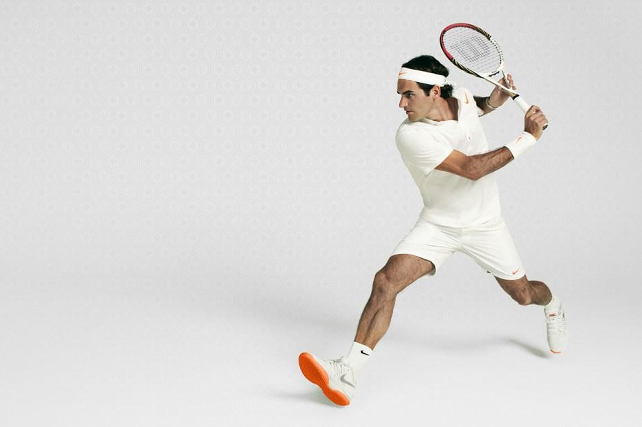 Image of Roger Federer Nike Zoom Vapor 9 Tour LE
