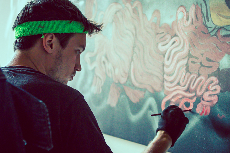 "Image of Nychos ""I'd Like To Meat You!"" Teaser Video"