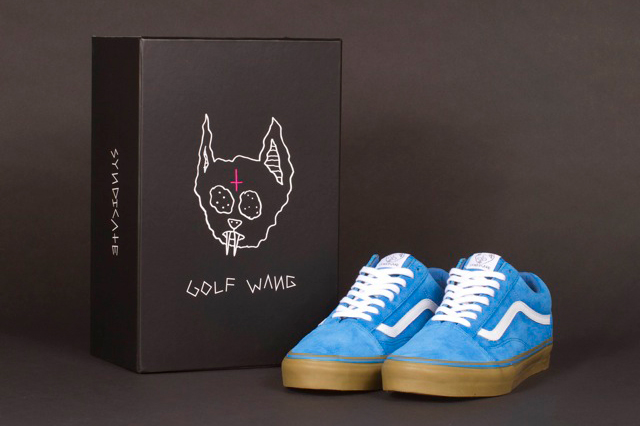"Image of Odd Future x Vans Syndicate Old Skool Pro ""S"""