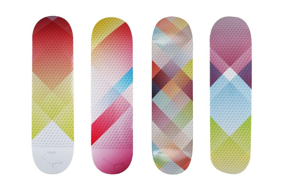 Image of Odin 2013 Summer Skateboard Series