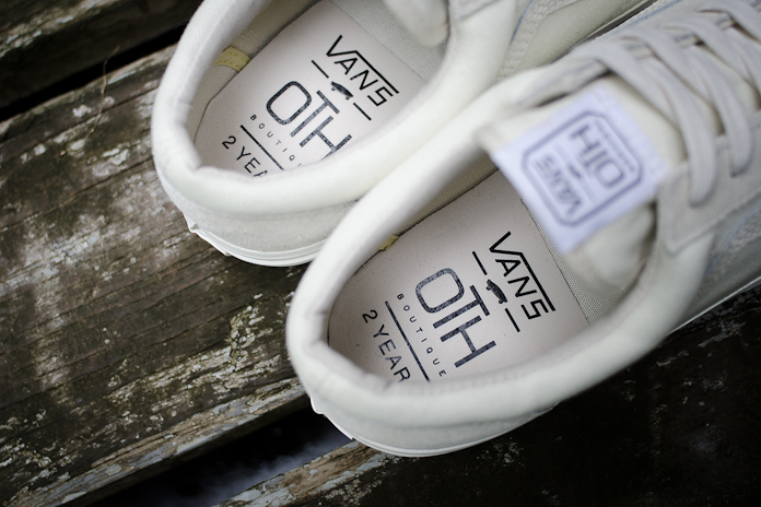Image of OTH Boutique x Taka Hayashi x Vans 2013 Style 36 Originals LX