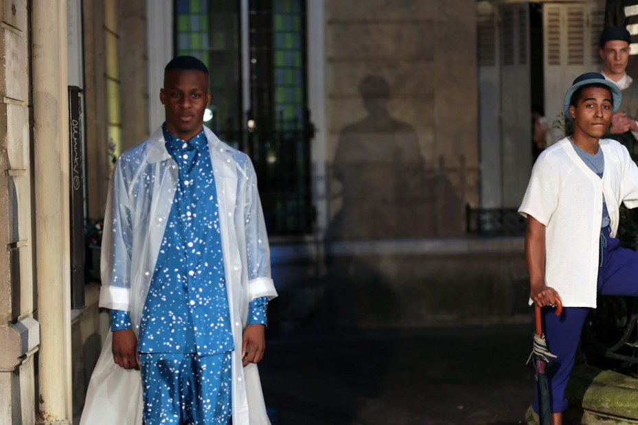 Image of Candid Scenes from Pigalle's 2014 Spring/Summer Show