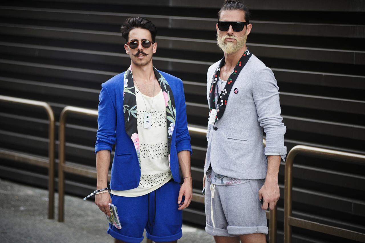 Image of Street Style at Pitti Uomo 84