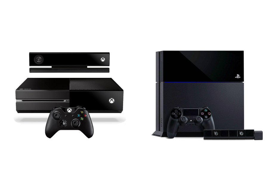 Image of Polls: PlayStation 4 vs. Xbox One