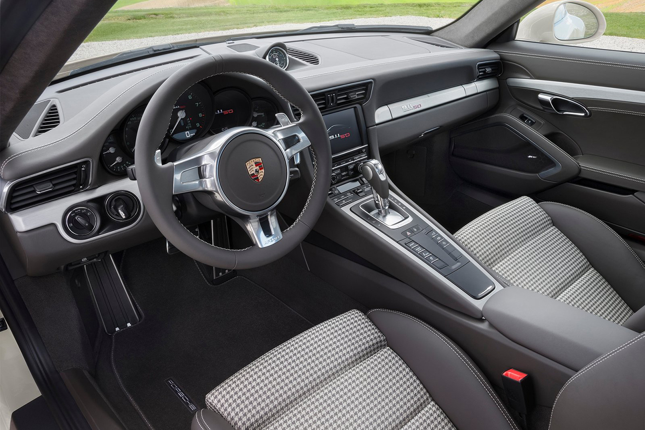Image of Porsche 911 50 Years Edition