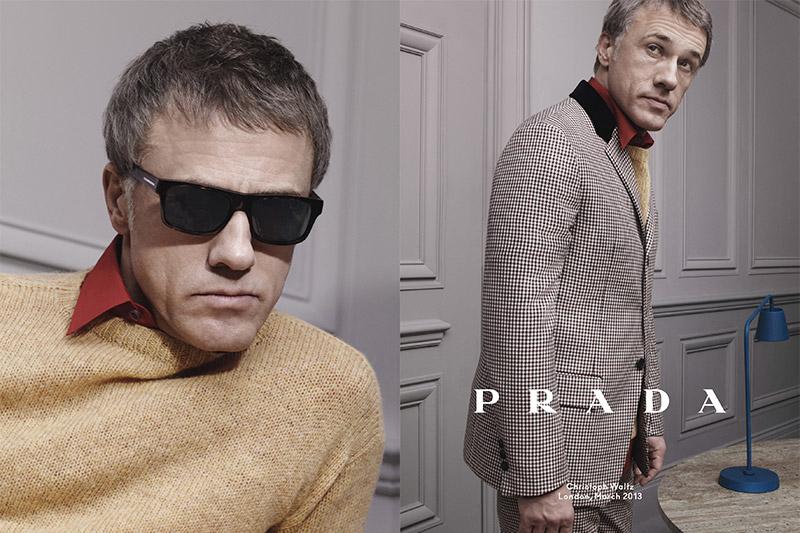 Image of Prada 2013 Fall/Winter Campaign