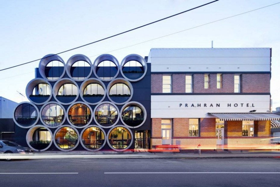 Image of Prahan Hotel by Techné Architects