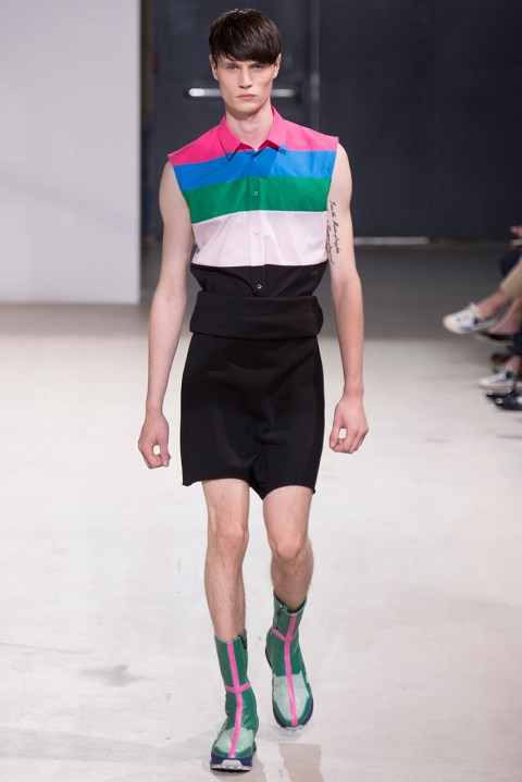 Image of Raf Simons 2014 Spring Collection