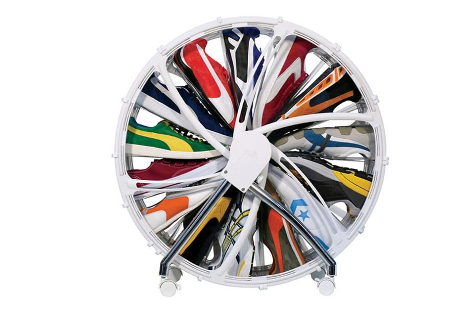 Image of Rakku Designs Presents The Shoe Wheel