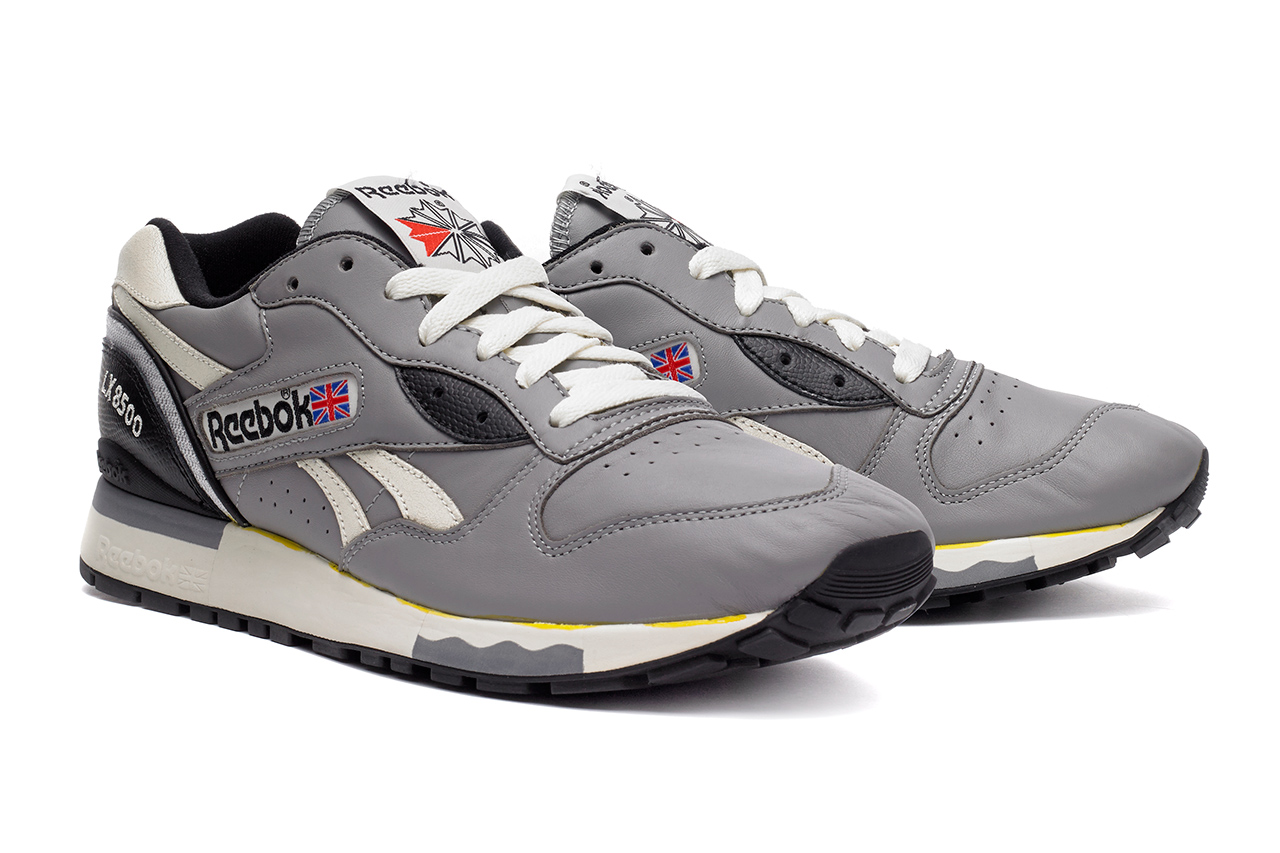 reebok classics lx 8500 vintage pack hypebeast. Black Bedroom Furniture Sets. Home Design Ideas