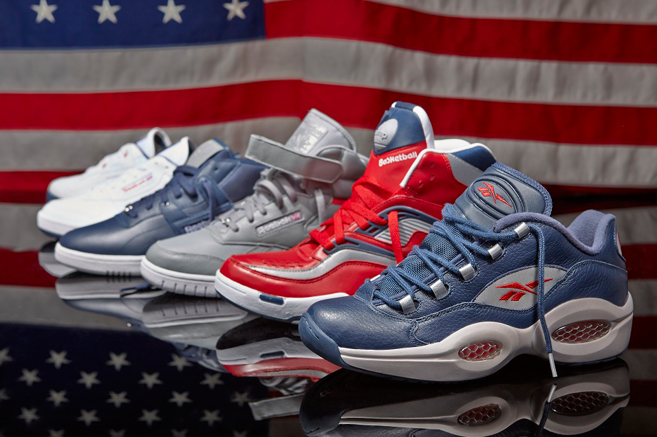 "Image of Reebok Classics 2013 Summer ""Patriot"" Pack"