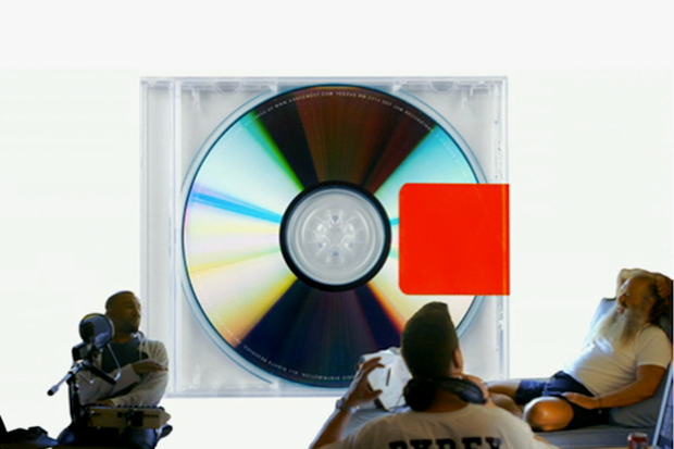 Image of Rick Rubin Discusses Executive Producer Role in 'Yeezus'