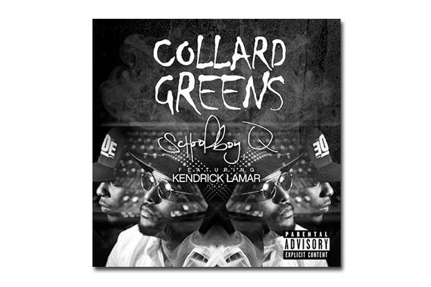 Image of ScHoolboy Q featuring Kendrick Lamar – Collard Greens