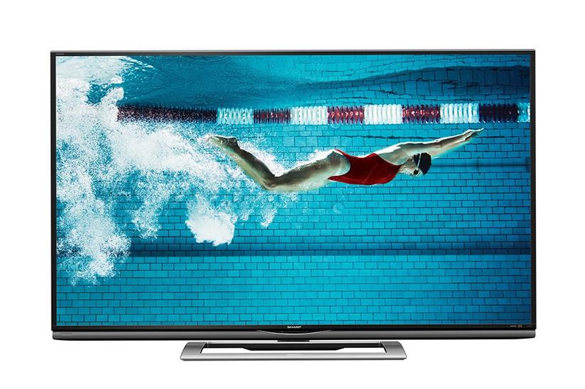 Image of Sharp Aquos 4K Ultra HD TV