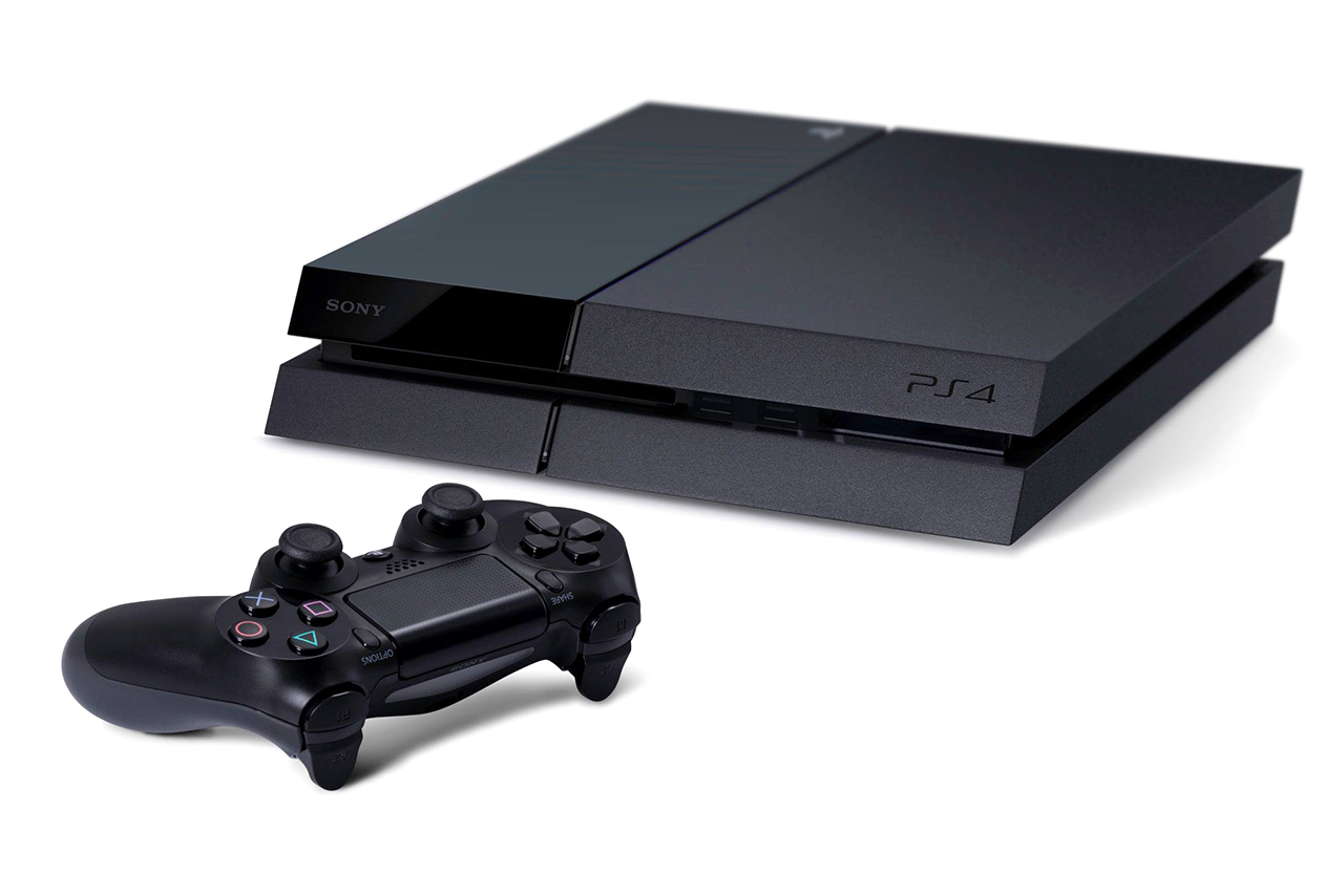 Image of Sony Unveils the PlayStation 4