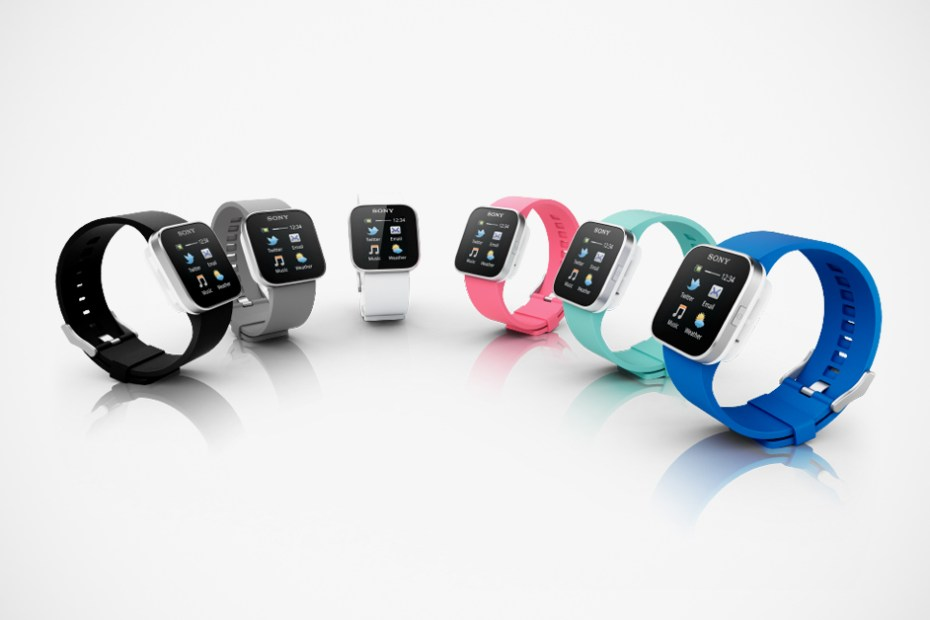 Image of Sony Unveils the SmartWatch 2 for Android Devices