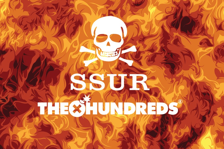 Image of SSUR x The Hundreds 2013 Announcement