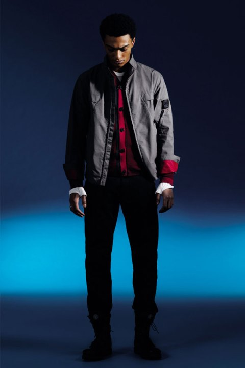 Image of Stone Island Shadow Project 2013 Fall/Winter Lookbook