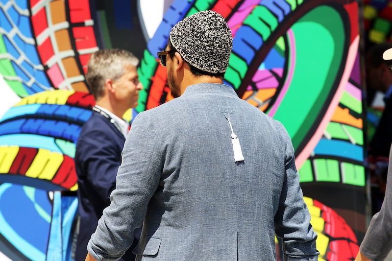 Image of STREETFSN: Pitti Uomo 2013 Summer Street Style Day 2