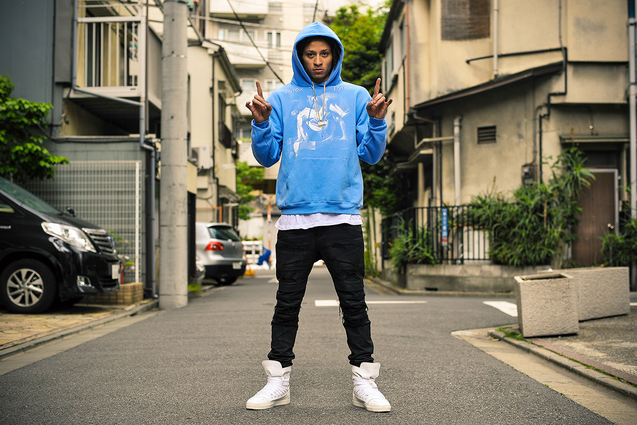 Image of Streetsnaps: A$AP Mob in Tokyo Pt. 2