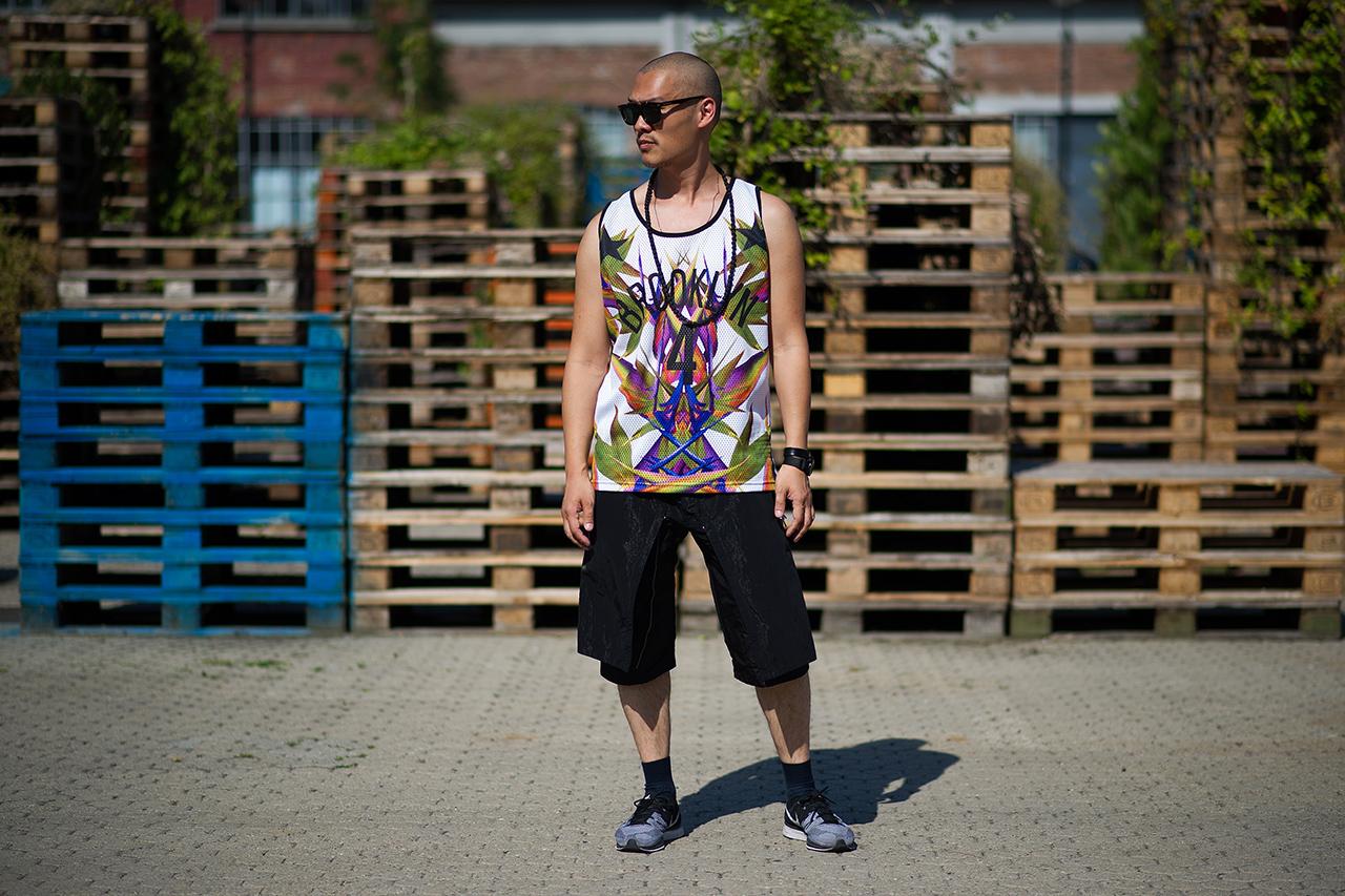 Image of Streetsnaps: Errolson Hugh of ACRONYM